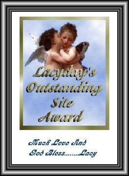 LacyDay's Oustanding Site Award