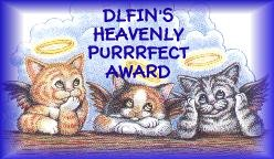 DLFIN's  Heavenly Perrrfect Award